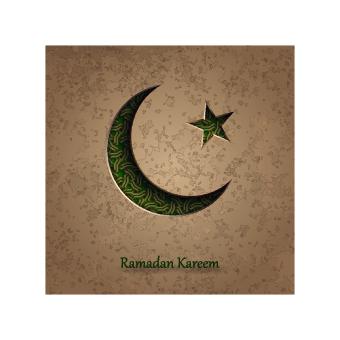 Arabic Islamic elements background graphics 01