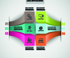 Business Infographic creative design 665