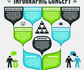 Business Infographic creative design 667