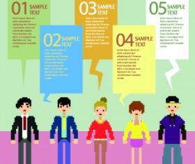 Business Infographic creative design 668
