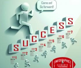 Business Infographic creative design 671