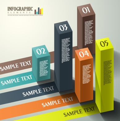 Business Infographic creative design 679