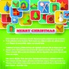 2014 Christmas background art graphics 02