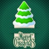 2014 Christmas paper cut backgrounds vector 03