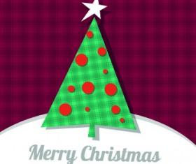 2014 Christmas paper cut backgrounds vector 05