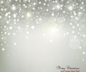 Halation Merry Christmas vector backgrounds 01