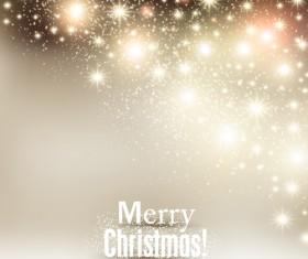 Halation Merry Christmas vector backgrounds 02