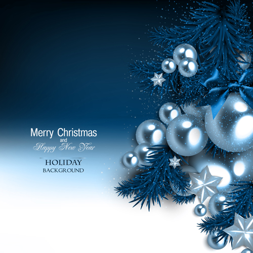 Christmas Holiday Background.Shiny Christmas Holiday Background Vectors 01 Free Download