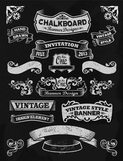 vintage label template black and white download