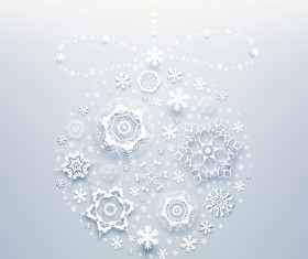 Christmas Winter Backgrounds Vector 04