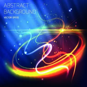 Abstract tornado background vector 01