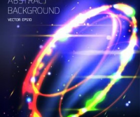 Abstract tornado background vector 03