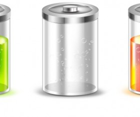 Creative Battery psd material
