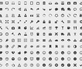 490 Kind web icons