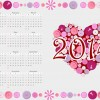 Calendar 2014 vector huge collection 103