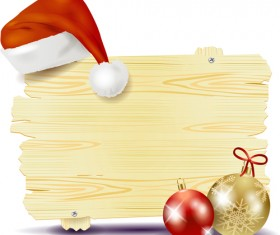 Creative Christmas Billboard vector 01