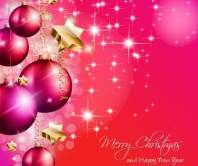 Set different of 2014 christmas vector background 02