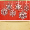 Set different of 2014 christmas vector background 05
