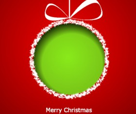 Set different of 2014 christmas vector background 10
