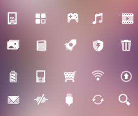 20 Kind psd icons