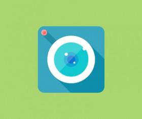 Shiny Camera icon psd