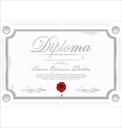 Certificate template vector page 3 of 4 for free download best certificate template design vector 03 yadclub Gallery