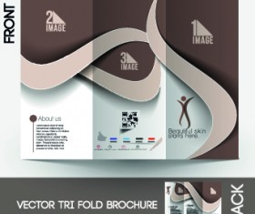 Business flyer and cover brochure design vector 01