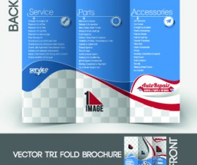 Business flyer and cover brochure design vector 02