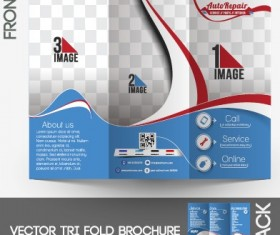 Business flyer and cover brochure design vector 06