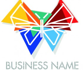 Modern business logos creative design vectors 08