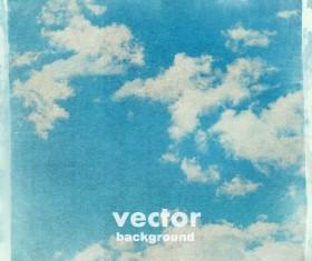Old grunge vector background set 04