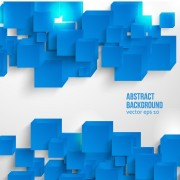 Link toAbstract blue square background vector 01