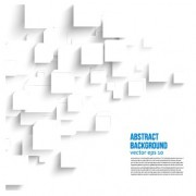 Link toAbstract white square background vector