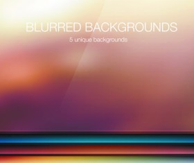 Colored blurred vector background art 01