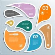 Link toBusiness infographic creative design 903