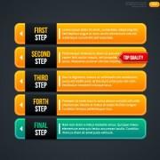 Link toBusiness infographic creative design 910