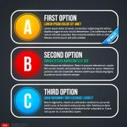 Link toBusiness infographic creative design 921