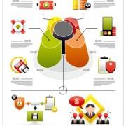 Link toBusiness infographic creative design 945