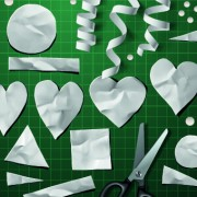 Link toCreative valentines day paper cut object vector 02