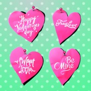 Link toCreative valentines day paper cut object vector 03