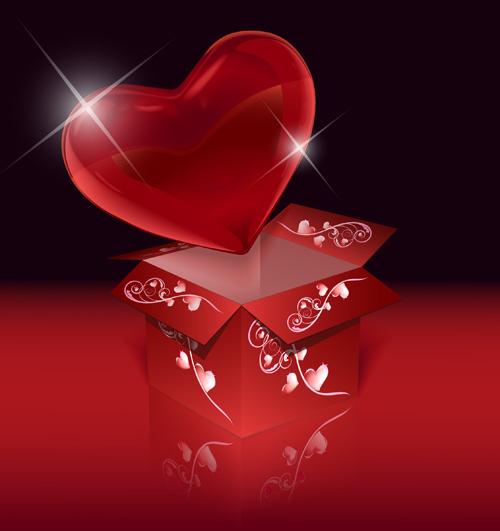 Elegant valentine background graphic 02 free download - Background for valentine pictures ...
