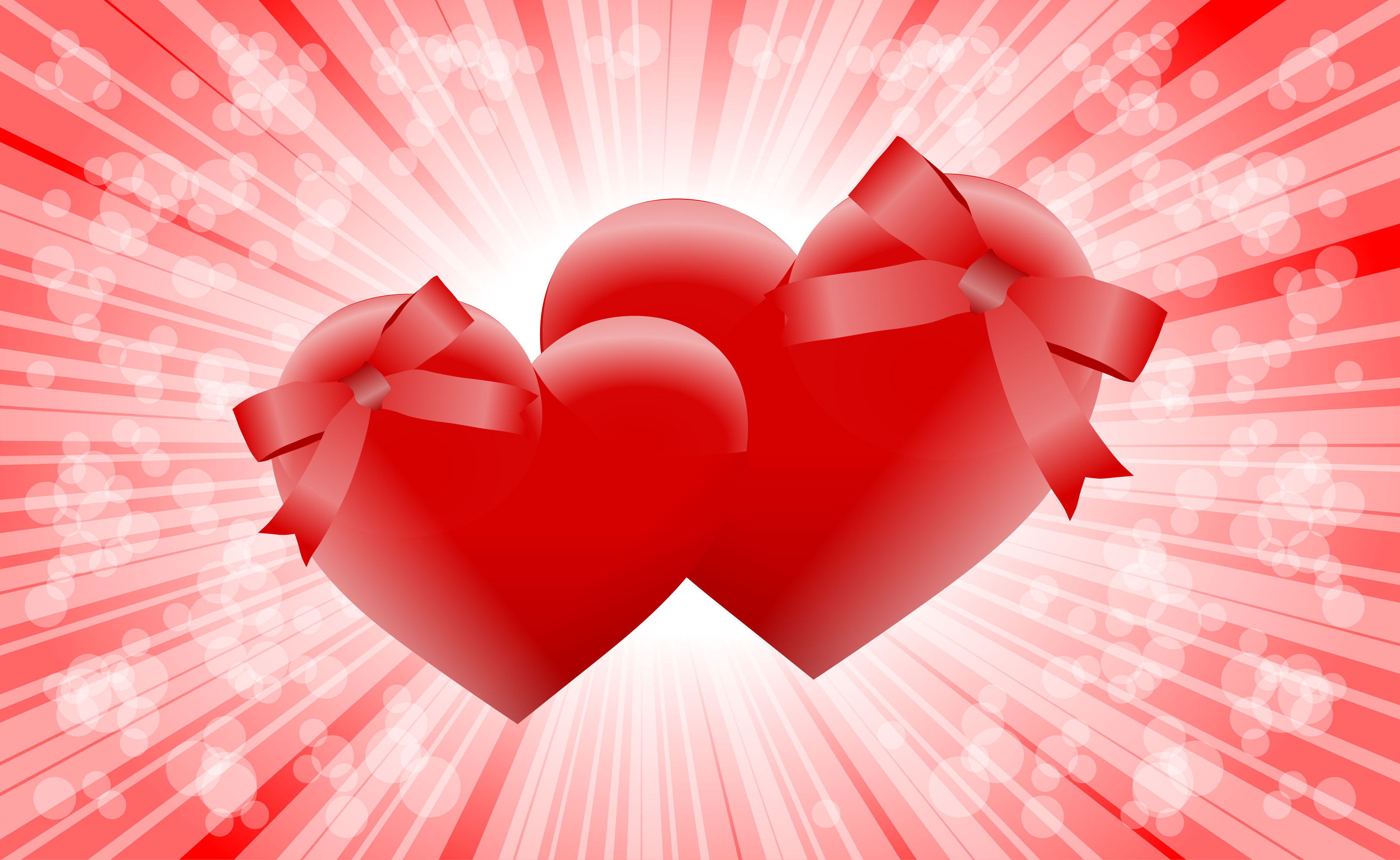 Elegant Valentine Background Graphic 03 Free Download