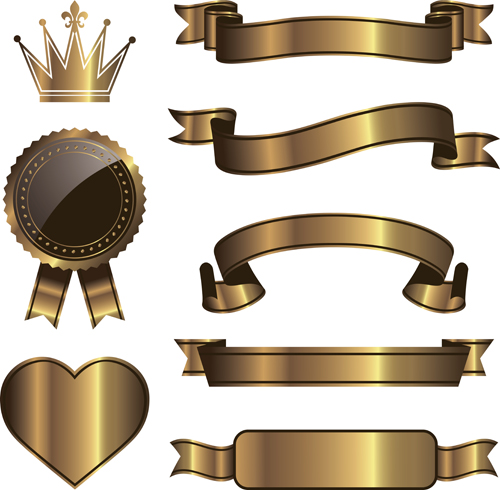 Gold Png Vector Gold Crown Vector Free
