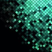 Link toNeon mosaics design vector 02