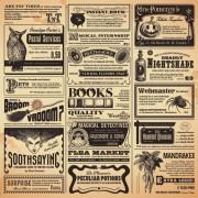 Link toCreative newspaper design elements vector set 05