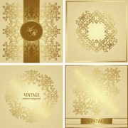 Link toOrnate golden invitations design 01