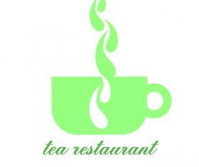 Restaurant logos design elements vectors set 02