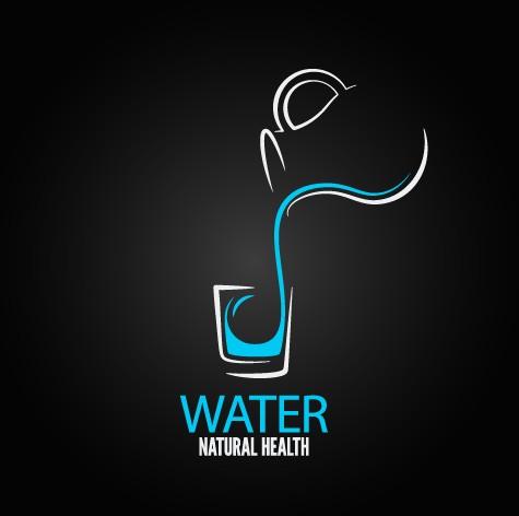 restaurant menu cover logos design elements vector 04