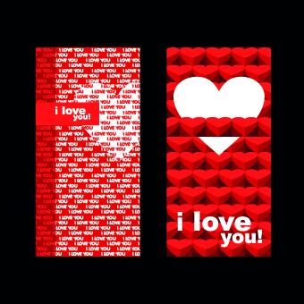 Happy Valentine Day creative banner vector 03