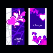 Link toHappy valentine day creative banner vector 05